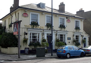 adelaide pub, teddington
